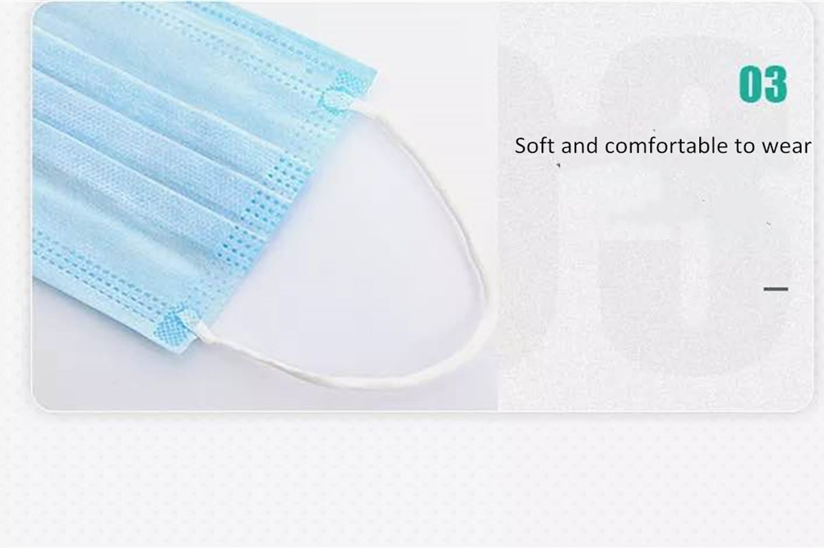 Details Of Disposable Face Mask 3