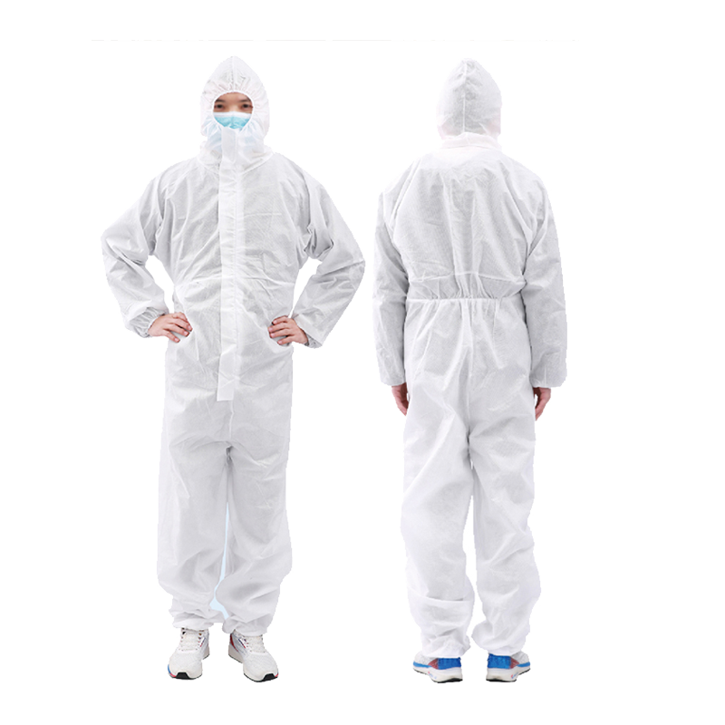 Protective Coverall For COVID-19